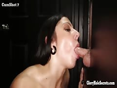Gloryhole Secrets sexy and full of cum