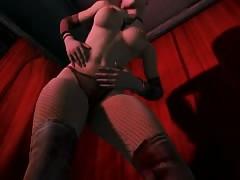 Metro Last Light Striptease 3
