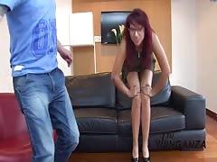 Tu Venganza - Latina bitch Maira Pinto riding hard cock