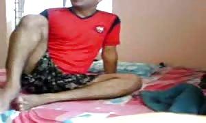 Indian girl N young man