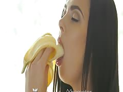 Passion-HD - Brunette Marley Brinx pounded by cock