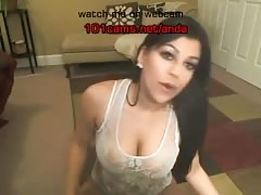 Briana Lee Sexy Web Cam Show by JLS   Flashing
