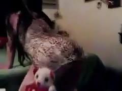 Kuwaiti twerking