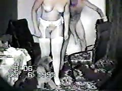 Astonishing Russian amateur sex in the vintage scene form the 90's