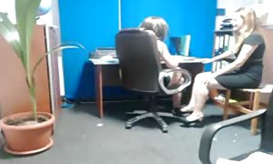 melons touch coworker