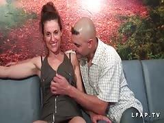 Casting couple amateur sodomie fist et facial au programme
