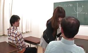unimaginable asian lady Reiko Shimura in erotic JAV uncensored Group Sex movie
