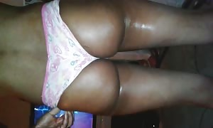 Ms. bootie Red in hot panties