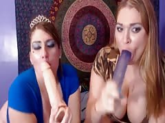 Best throat action with toys u have ever seen on ur lifetime