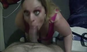 POV blowjob #1-Vanessa