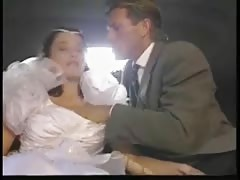 The bride and not her dad