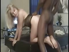 hot wife on real homemade banged by black
