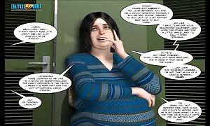 3D Comic: Malevolent Intentions. scene ten
