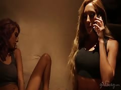 Bree Daniels and her Escort Girl not Step Sister