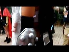 Tifa Lockhart FF7 Cosplay Upskirt
