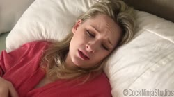Step Mom Son Christmas Confession ANAL Creampie