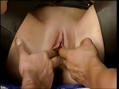 BLONDE MILF GETTING FUCKED