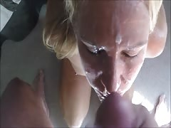More cum for my lovely wife