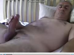 cum spurting dad